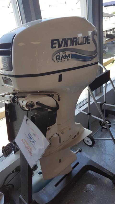 2000 Evinrude E115FSLSS in Oceanside, New York - Photo 2
