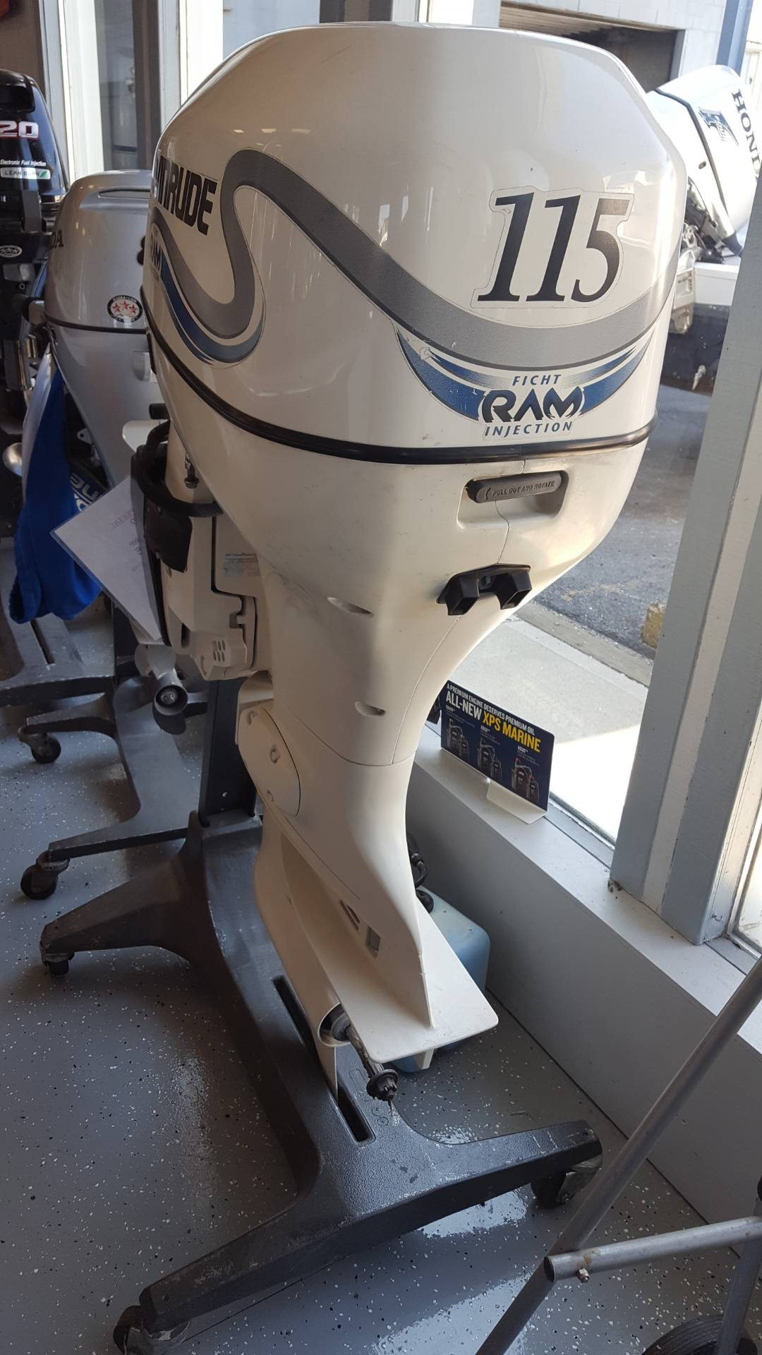 2000 Evinrude E115FSLSS in Oceanside, New York - Photo 4