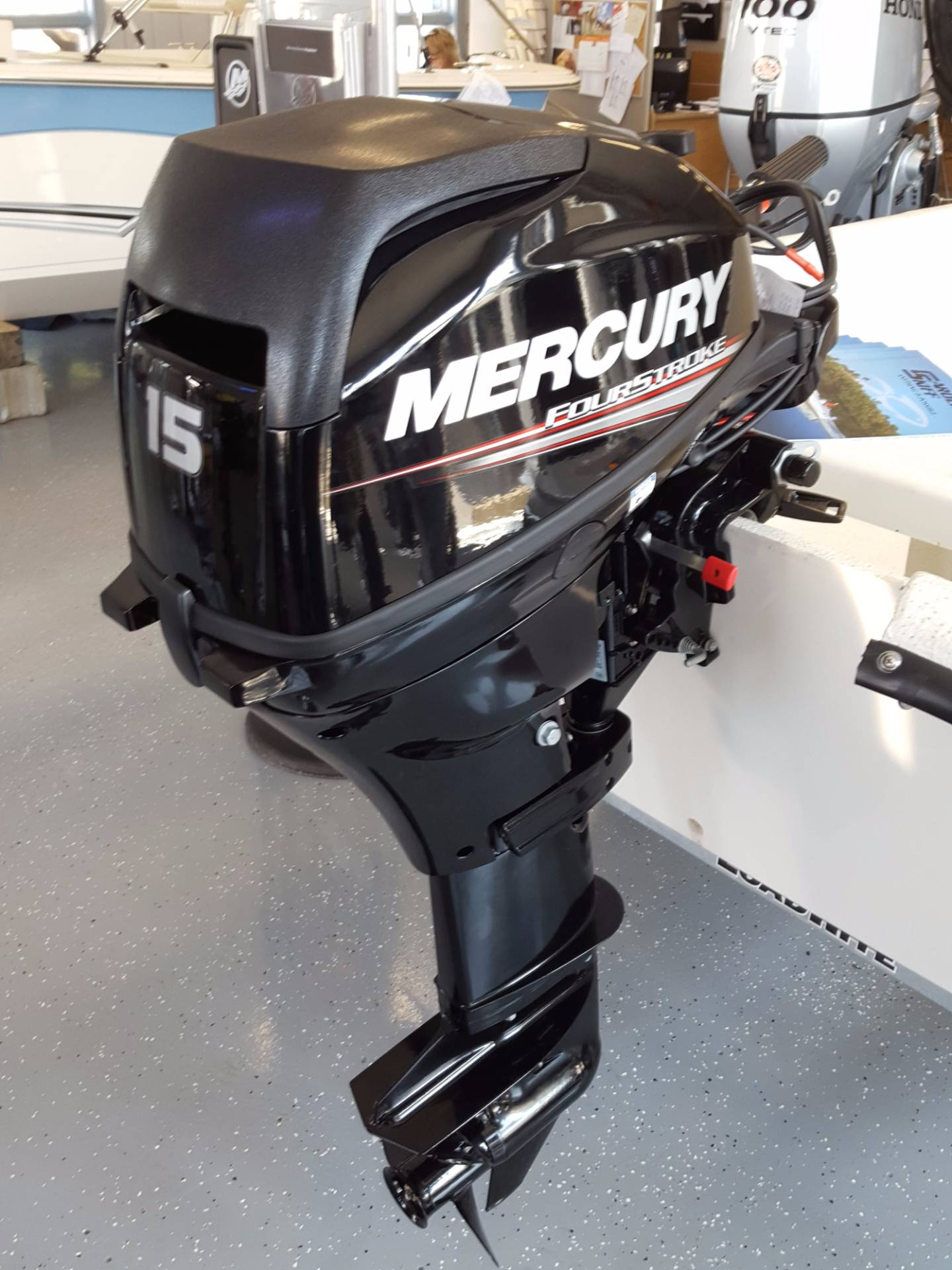 2016 Mercury Marine ME15ELH4S in Oceanside, New York
