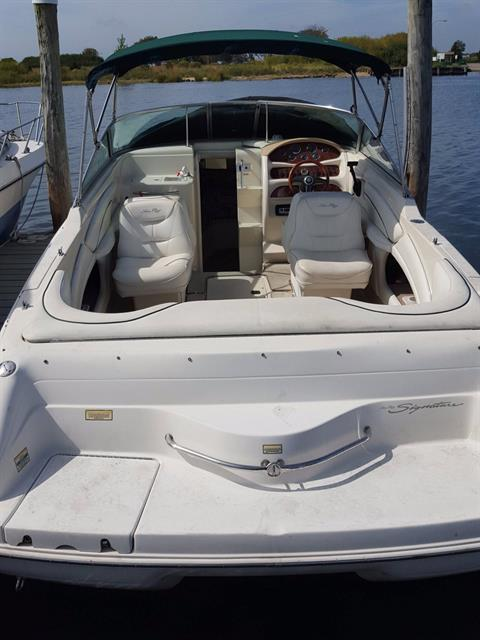 1999 Sea Ray 260 Overnighter in Oceanside, New York