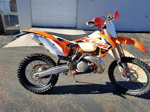 2015 KTM 300 XC in Reynoldsburg, Ohio