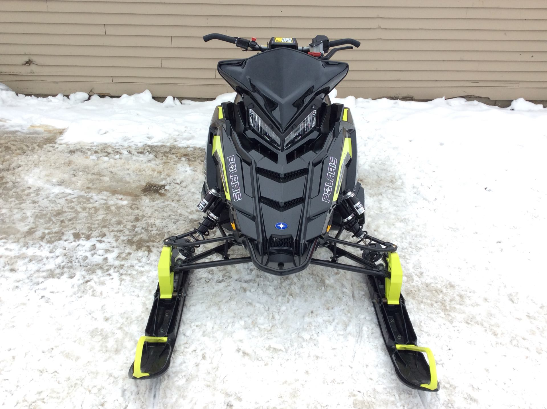 2019 Polaris 800 Switchback Assault 144 SnowCheck Select in Saint Johnsbury, Vermont - Photo 3