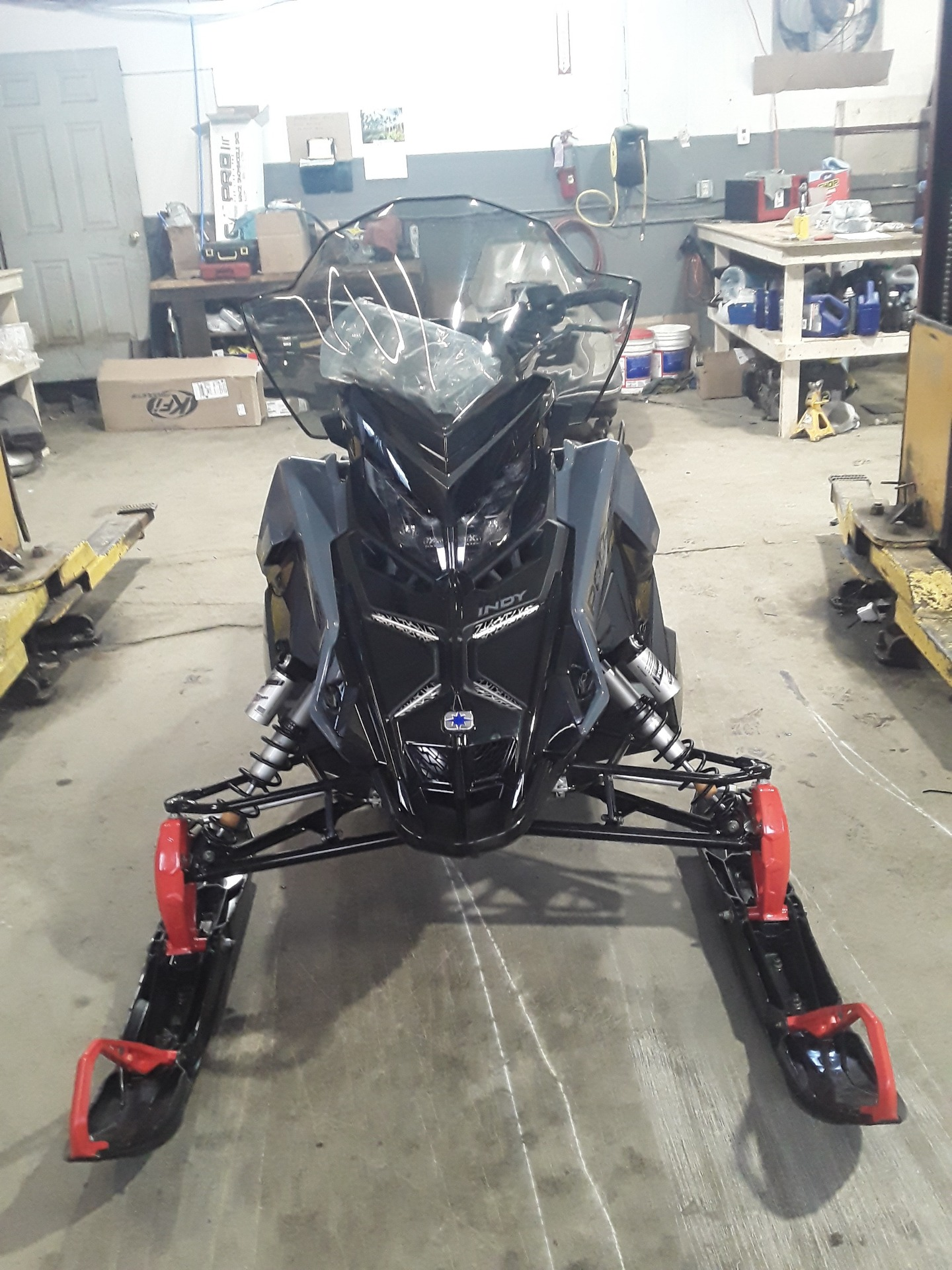 2021 Polaris 850 Indy XC 129 Launch Edition Factory Choice in Saint Johnsbury, Vermont - Photo 1