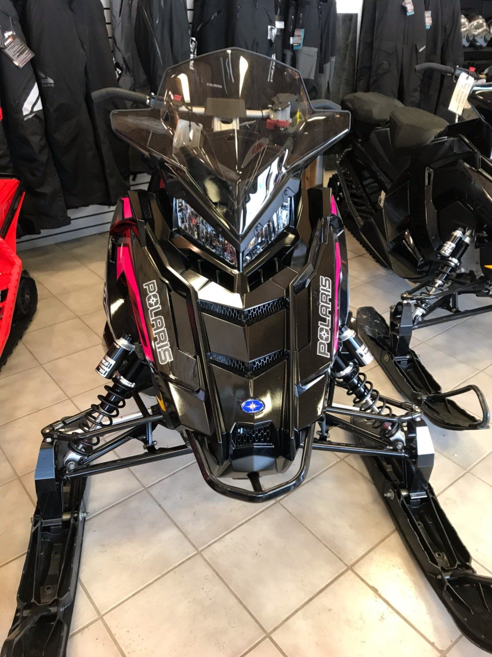 2019 Polaris 600 INDY XC 129 Snowcheck Select in Saint Johnsbury, Vermont - Photo 4
