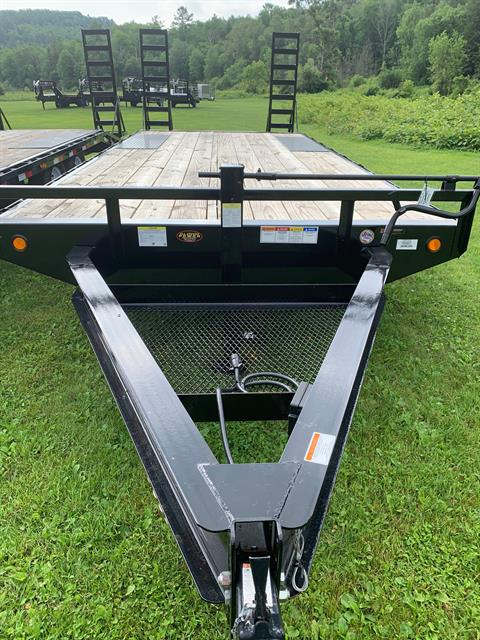 "2020 PJ Trailers PJ 20'X8"" 14K Deckover in Saint Johnsbury, Vermont - Photo 1"