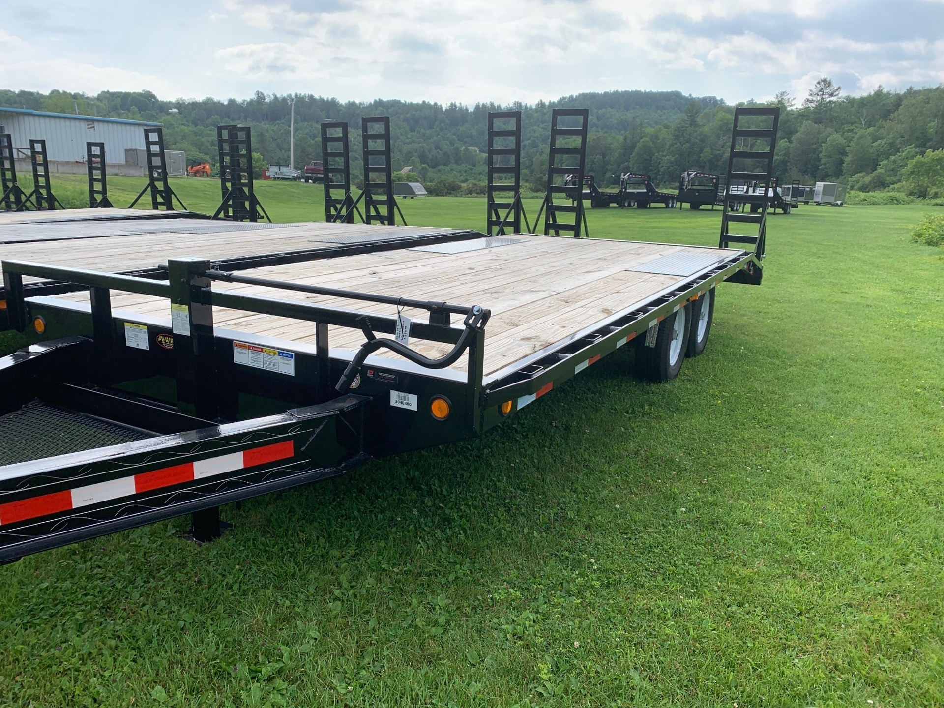 "2020 PJ Trailers PJ 20'X8"" 14K Deckover in Saint Johnsbury, Vermont - Photo 2"