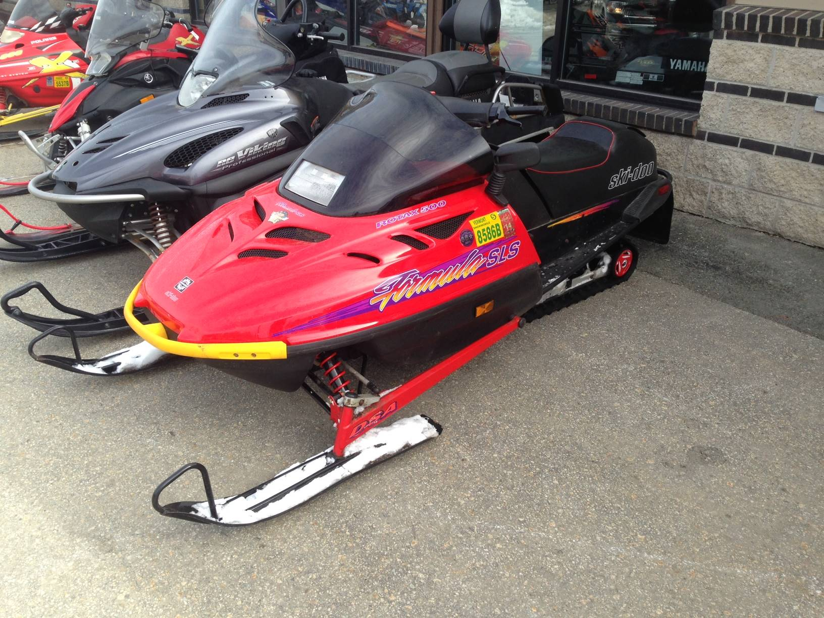 1995 Ski-Doo 500 in Saint Johnsbury, Vermont