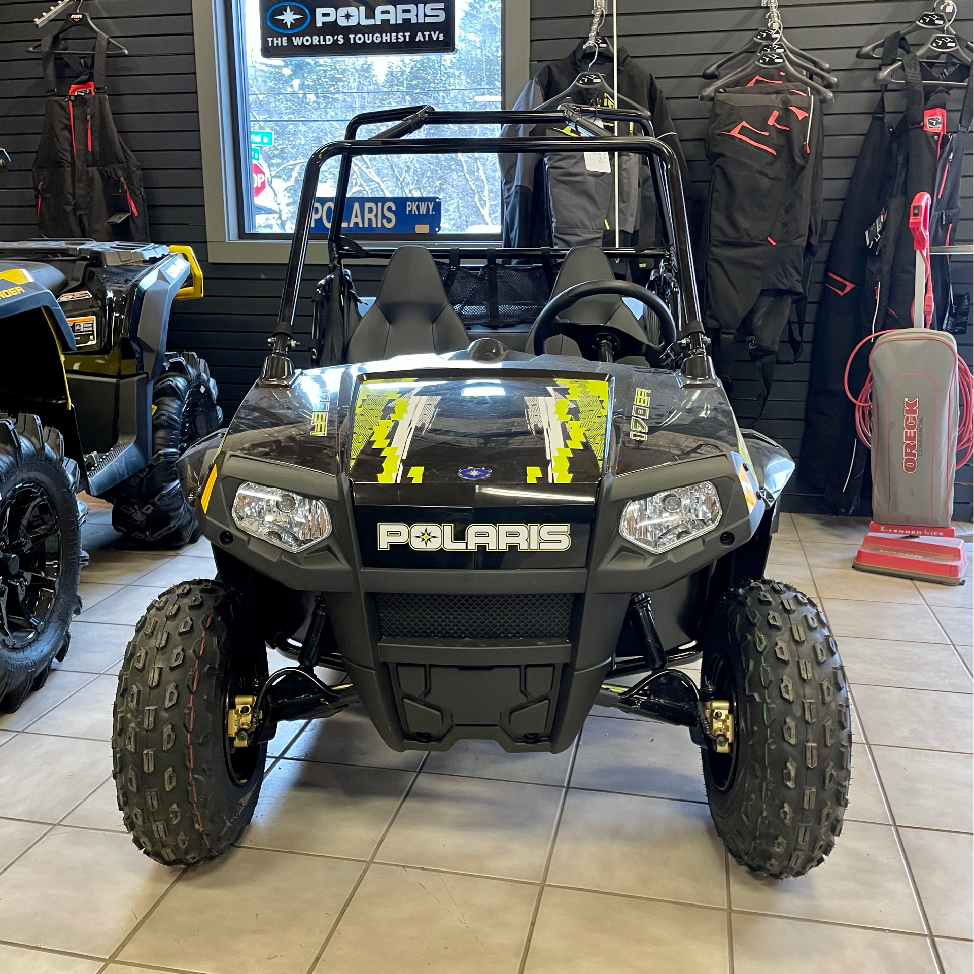 2021 Polaris RZR 170 EFI in Saint Johnsbury, Vermont - Photo 2