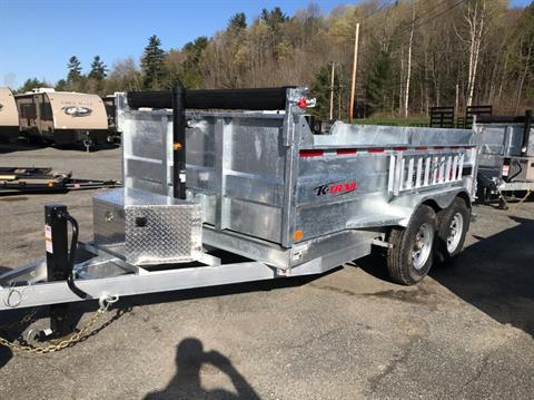 "2020 K Trail K-Trail 80""x12' 14K Galv Dump in Saint Johnsbury, Vermont - Photo 2"