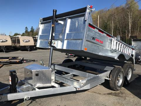 "2020 K Trail K-Trail 80""x12' 14K Galv Dump in Saint Johnsbury, Vermont - Photo 1"