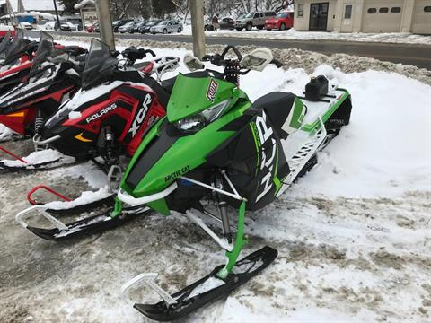 "2016 Arctic Cat M 8000 153"" HCR in Saint Johnsbury, Vermont"