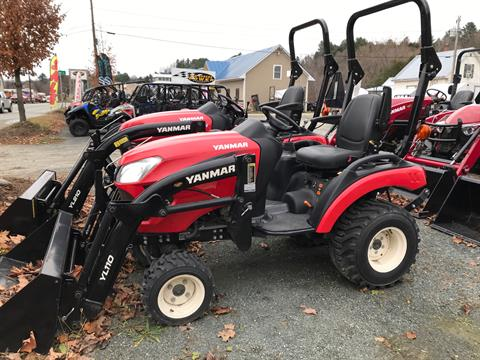 Yanmar SA221 Tractor/Loader in Saint Johnsbury, Vermont - Photo 1