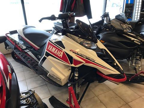 2016 Yamaha SRViper R-TX LE in Saint Johnsbury, Vermont