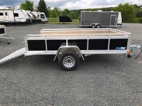2019 ALCOM Alcom 6X12 Utility Trailer in Saint Johnsbury, Vermont - Photo 5