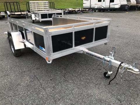 2019 ALCOM Alcom 6X12 Utility Trailer in Saint Johnsbury, Vermont - Photo 3