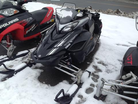 2009 Yamaha 2009 RS VECTOR LE BLA in Saint Johnsbury, Vermont