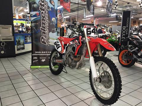2016 Honda CRF450R in Hialeah, Florida