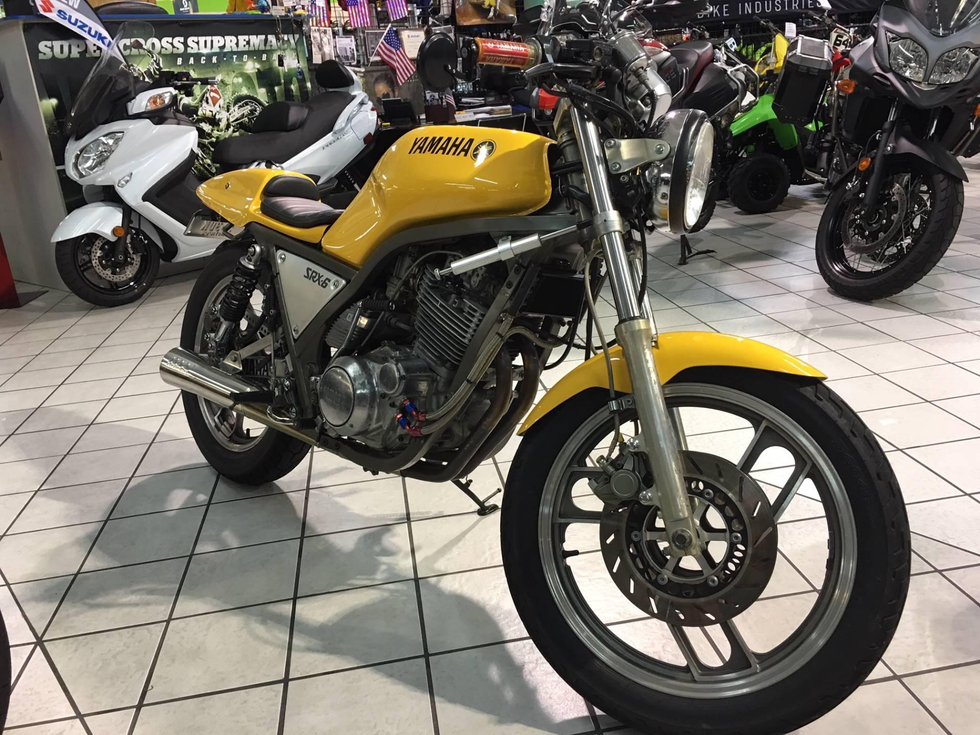 1986 SRX600S