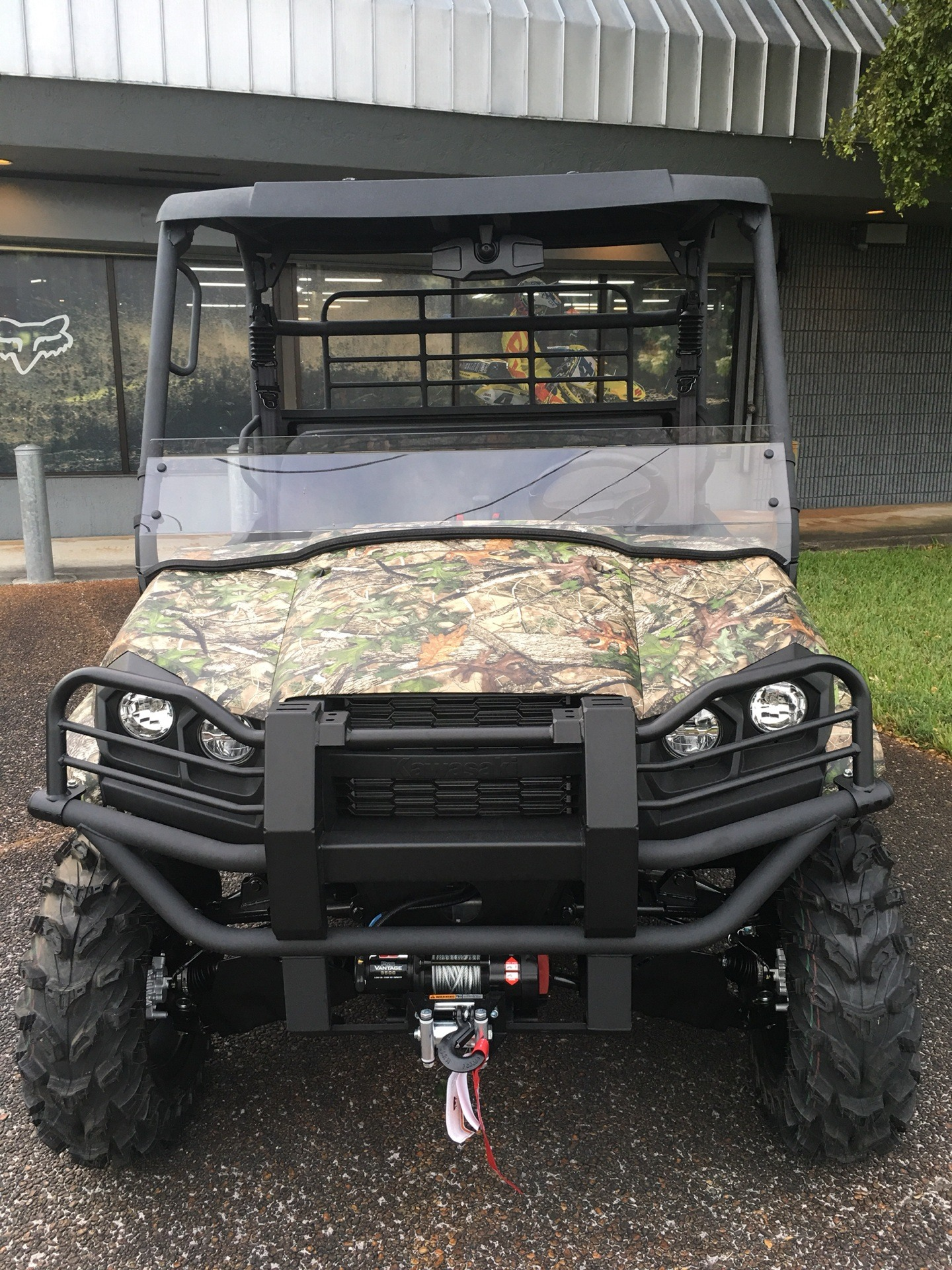 2019 Kawasaki Mule PRO-MX EPS Camo in Hialeah, Florida - Photo 7