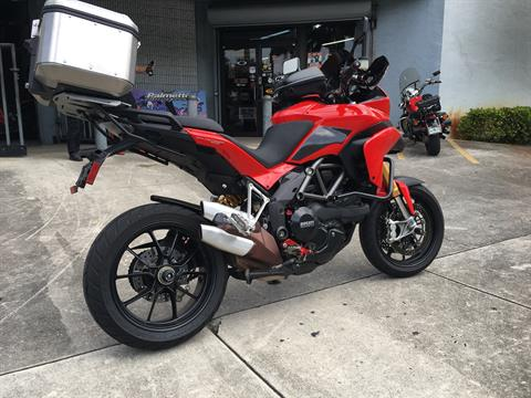 2011 Ducati Multistrada 1200 S Touring in Hialeah, Florida - Photo 3