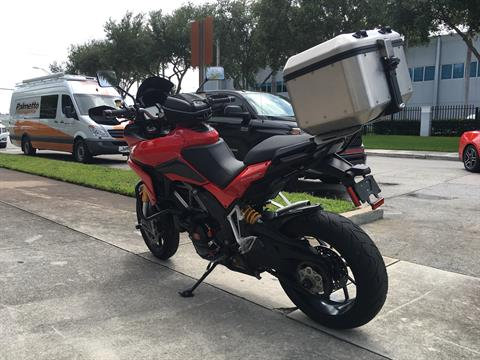 2011 Ducati Multistrada 1200 S Touring in Hialeah, Florida - Photo 4