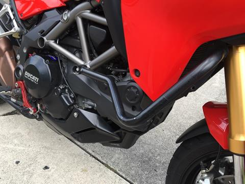2011 Ducati Multistrada 1200 S Touring in Hialeah, Florida - Photo 12