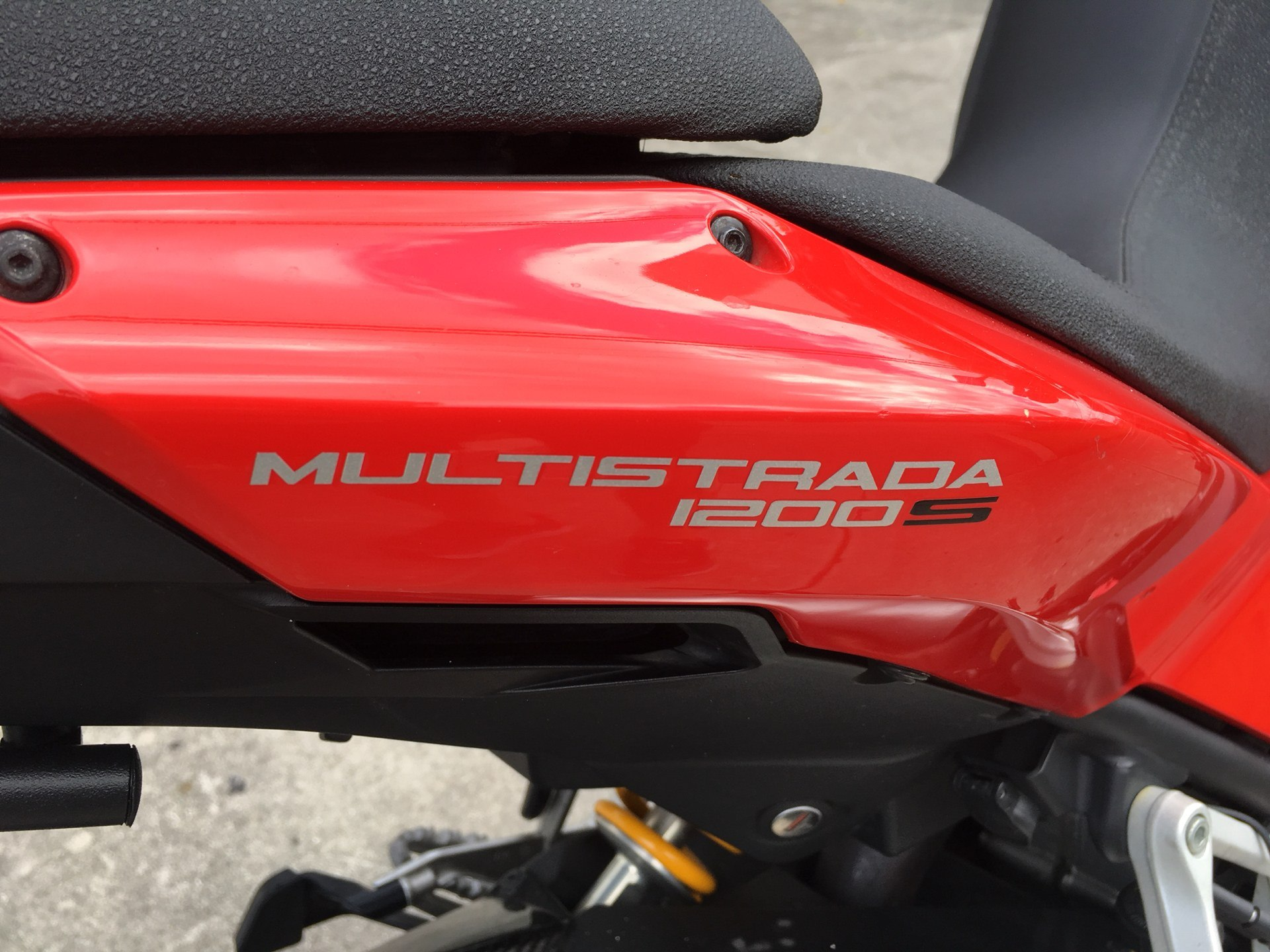 2011 Ducati Multistrada 1200 S Touring in Hialeah, Florida - Photo 15