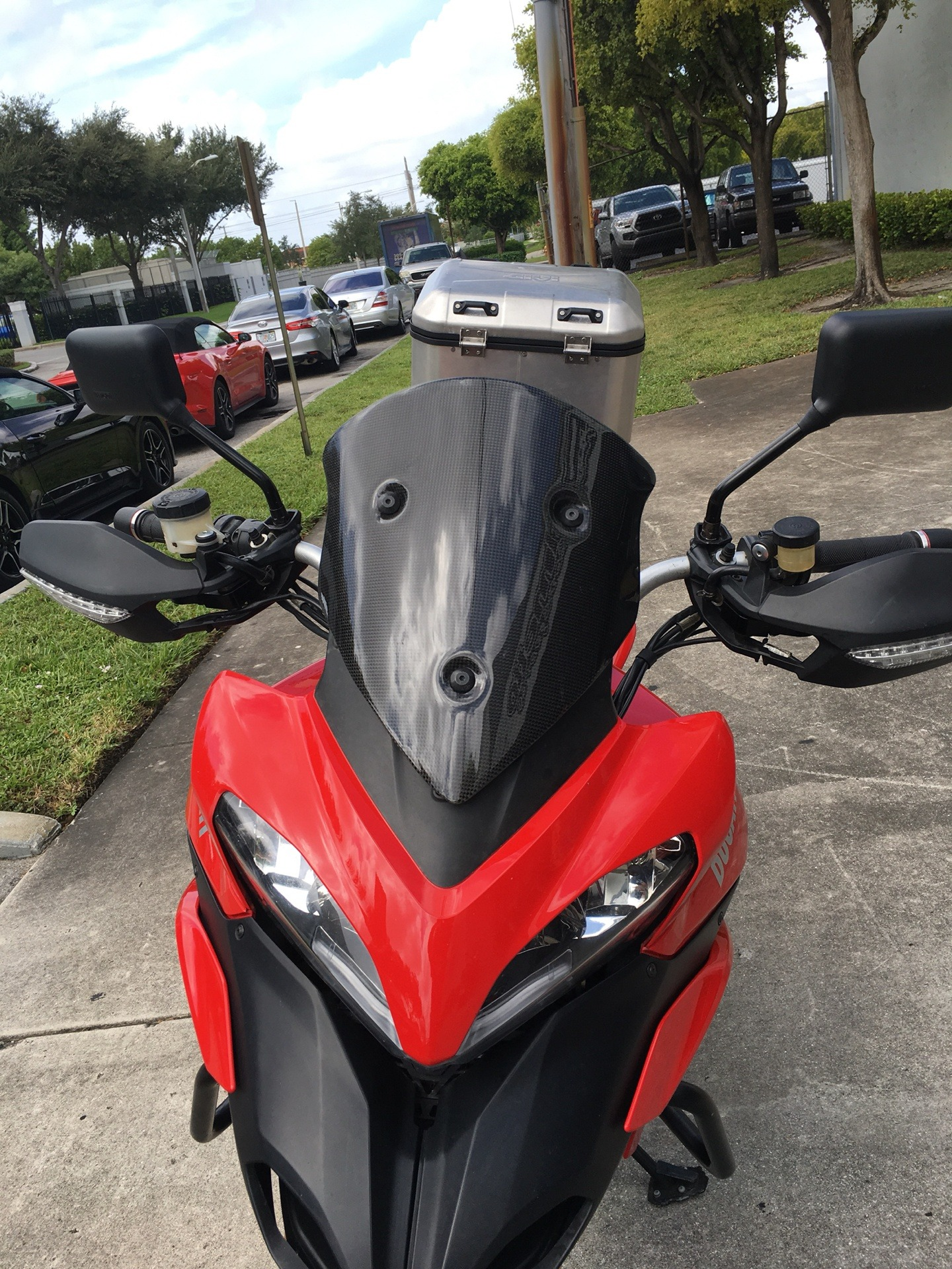 2011 Ducati Multistrada 1200 S Touring in Hialeah, Florida - Photo 17