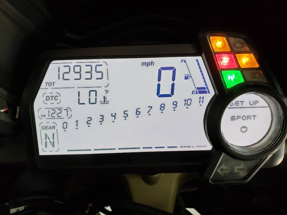 2011 Ducati Multistrada 1200 S Touring in Hialeah, Florida - Photo 25