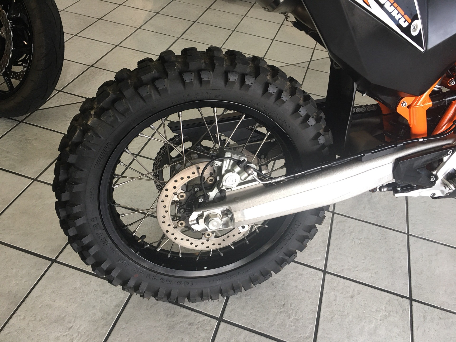 2017 KTM 690 Enduro R in Hialeah, Florida