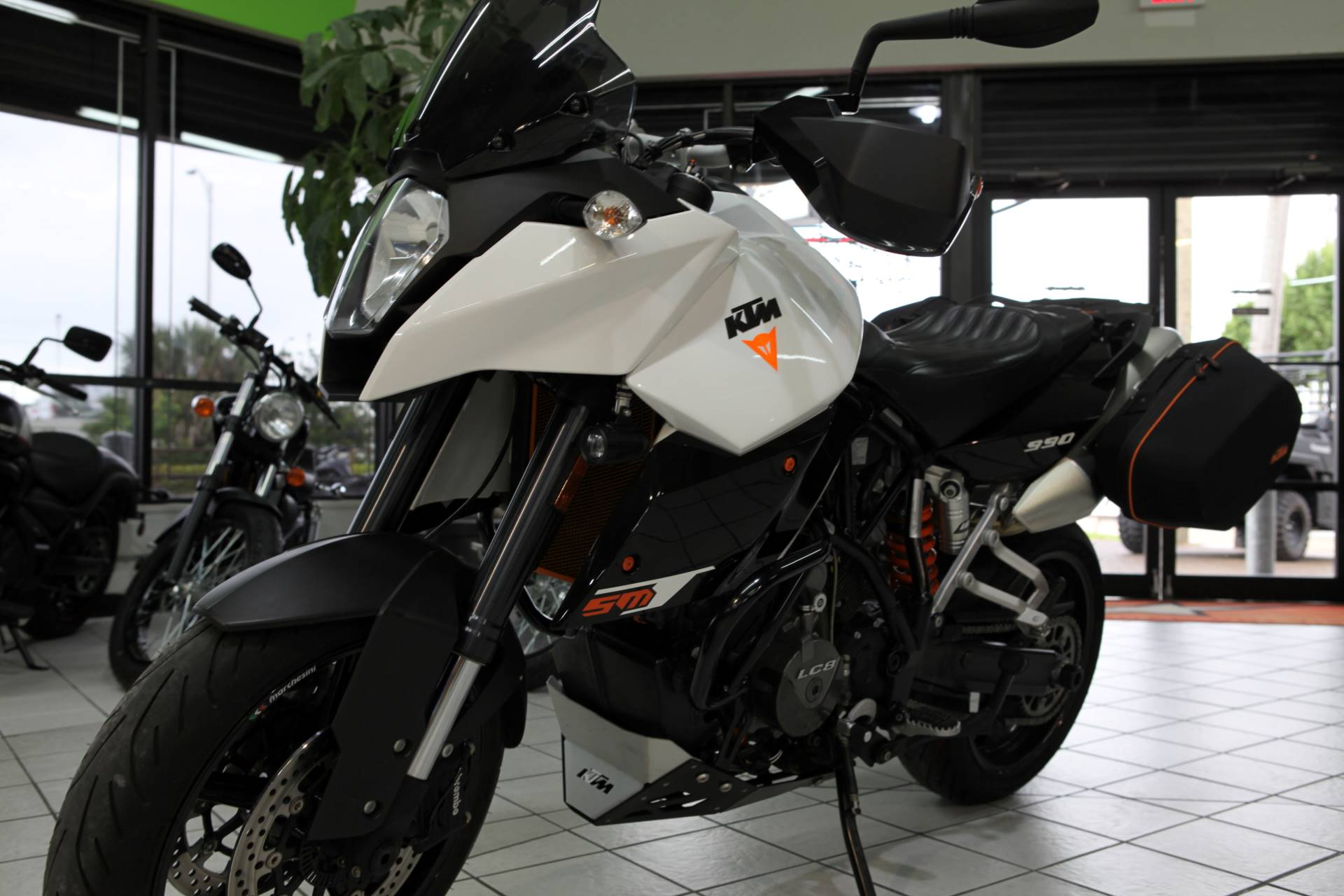 2012 KTM 990 SM T in Hialeah, Florida