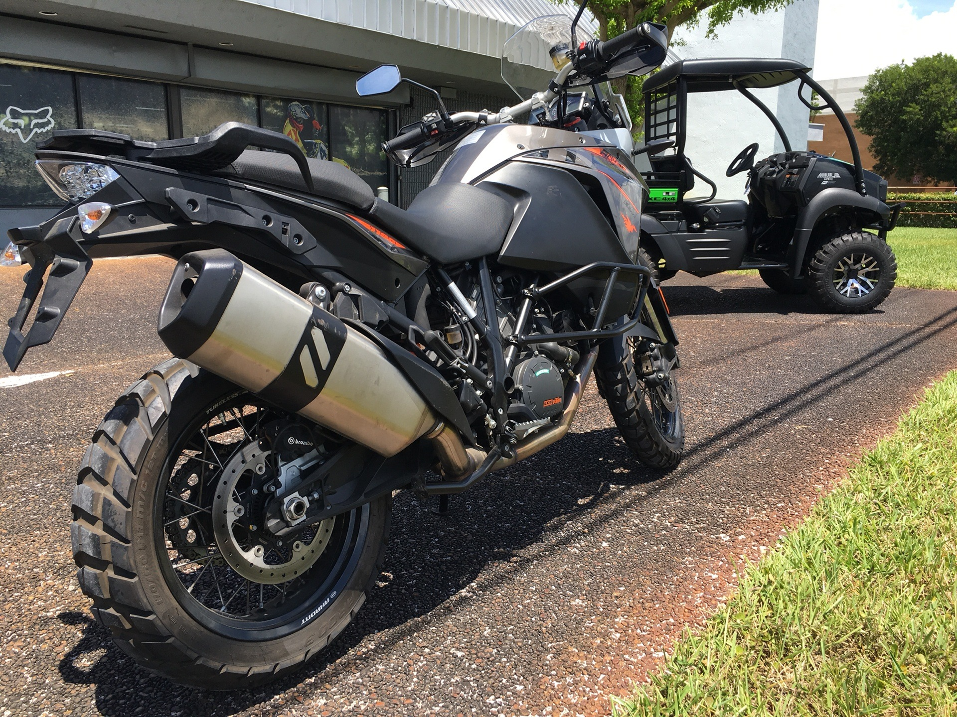 2016 KTM 1190 Adventure in Hialeah, Florida - Photo 7