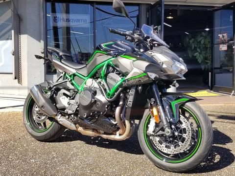 2020 Kawasaki Z H2 in Hialeah, Florida - Photo 4