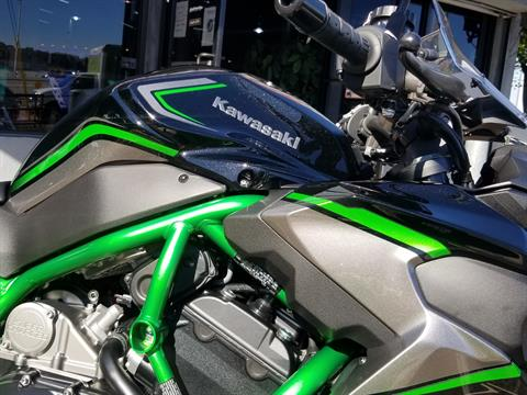 2020 Kawasaki Z H2 in Hialeah, Florida - Photo 11