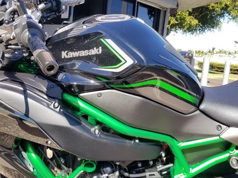 2020 Kawasaki Z H2 in Hialeah, Florida - Photo 16