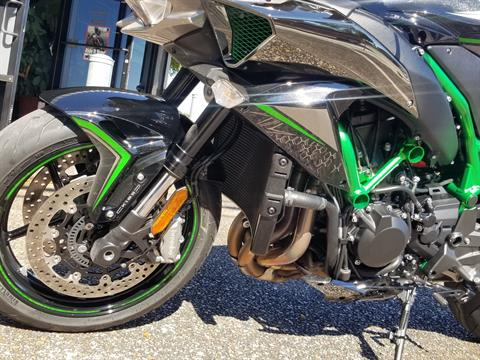 2020 Kawasaki Z H2 in Hialeah, Florida - Photo 22