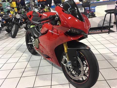 2012 Ducati 1199 Panigale S in Hialeah, Florida