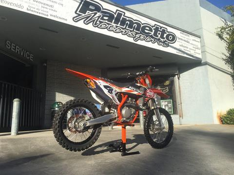2016 KTM 450 SX-F Factory Edition in Hialeah, Florida