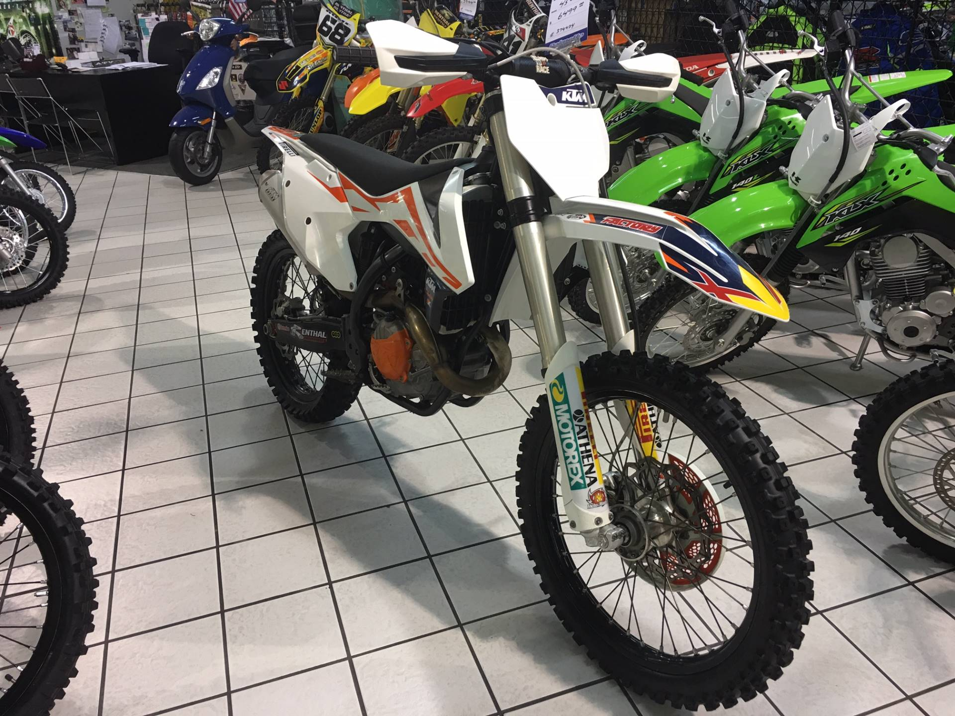 2016 KTM 450 SX-F in Hialeah, Florida