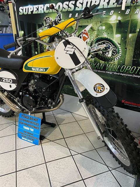 1974 Suzuki TM250 in Hialeah, Florida - Photo 4