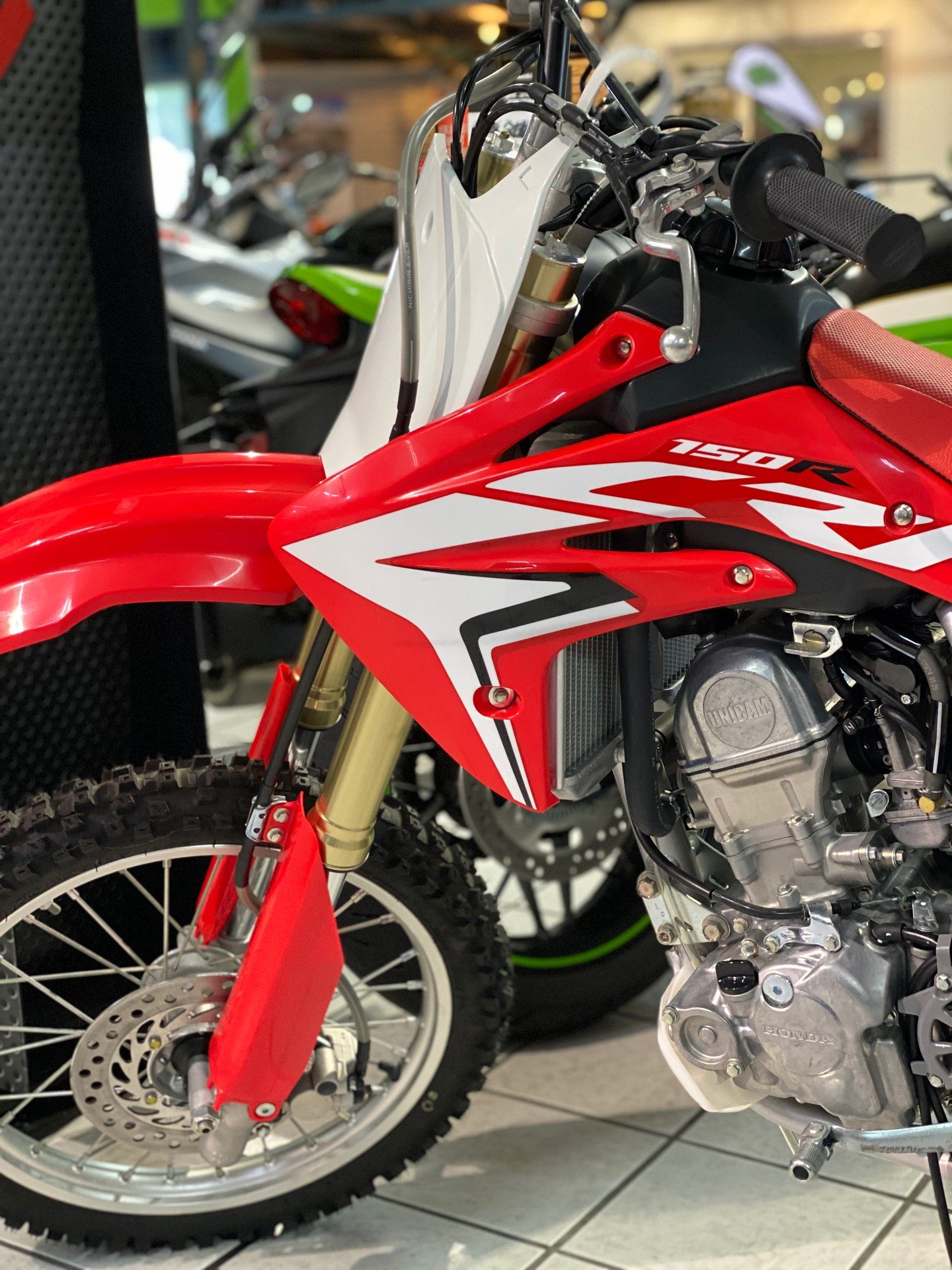 2019 Honda CRF150R in Hialeah, Florida - Photo 2