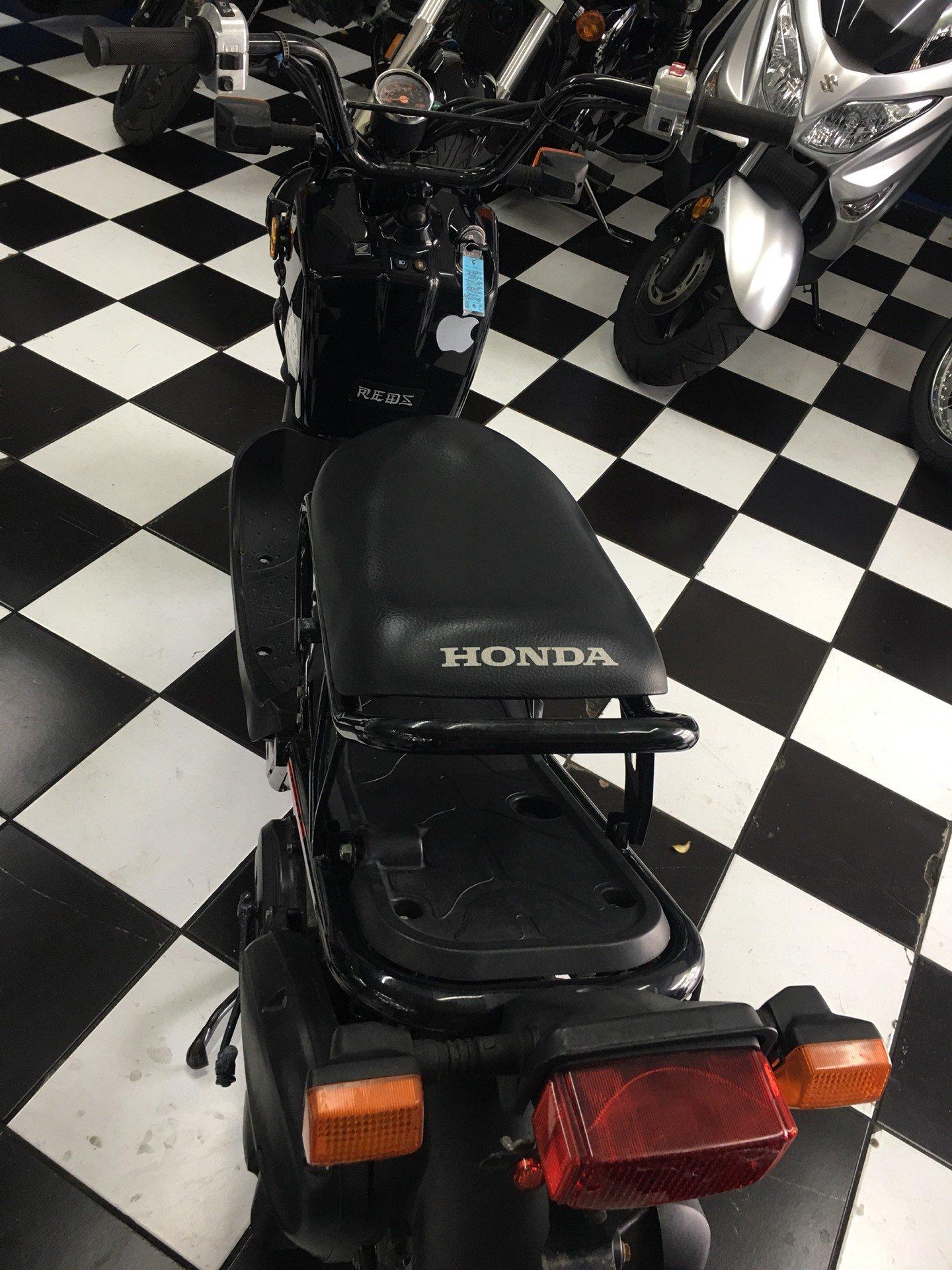 2015 Honda Ruckus® in Hialeah, Florida