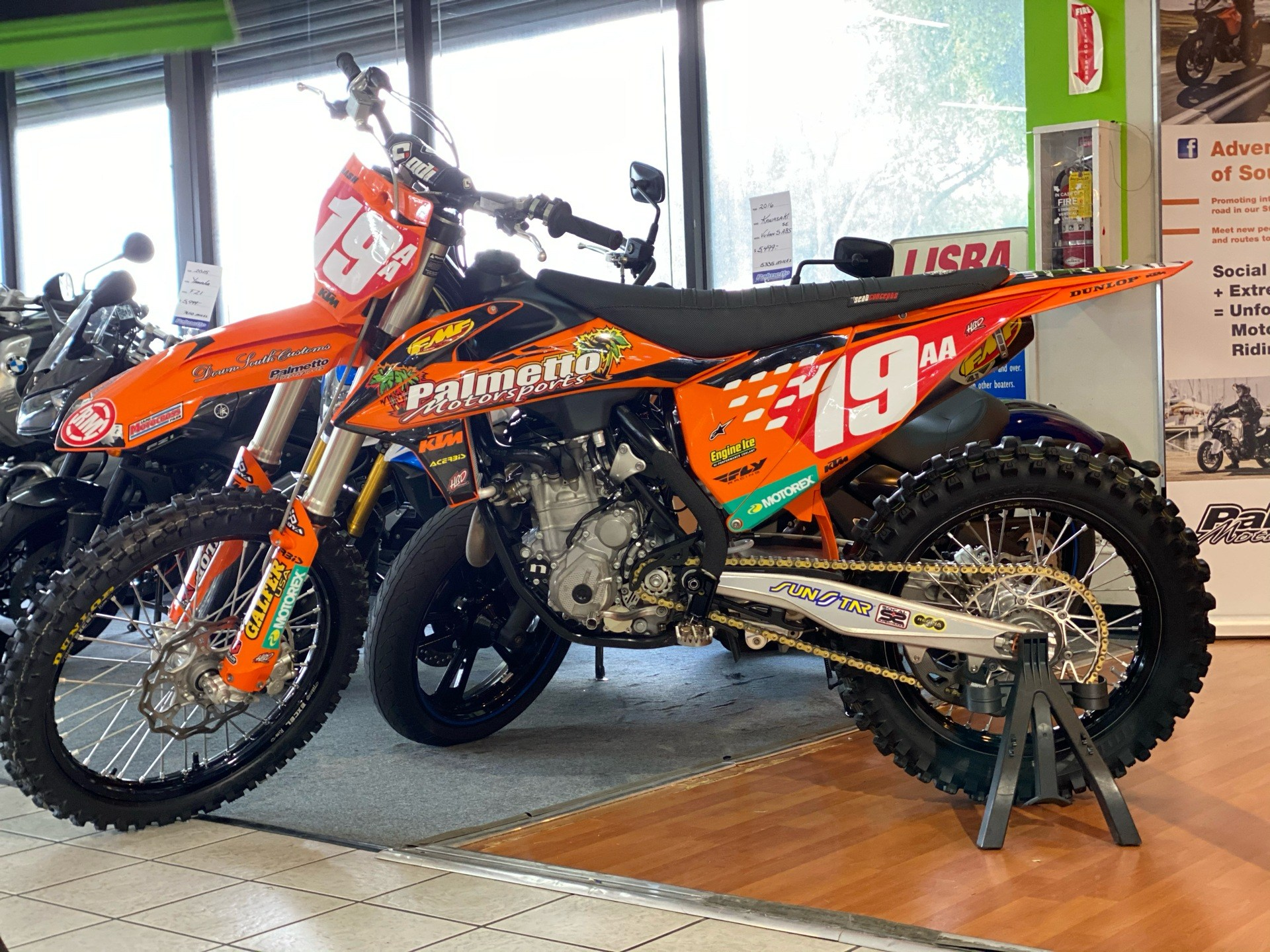 2019 KTM 350 SX-F in Hialeah, Florida - Photo 2