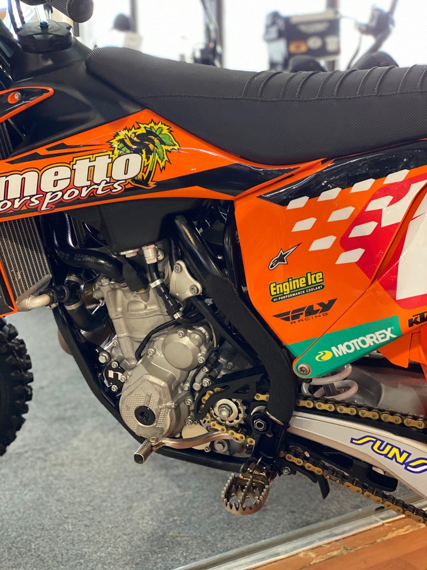 2019 KTM 350 SX-F in Hialeah, Florida - Photo 5