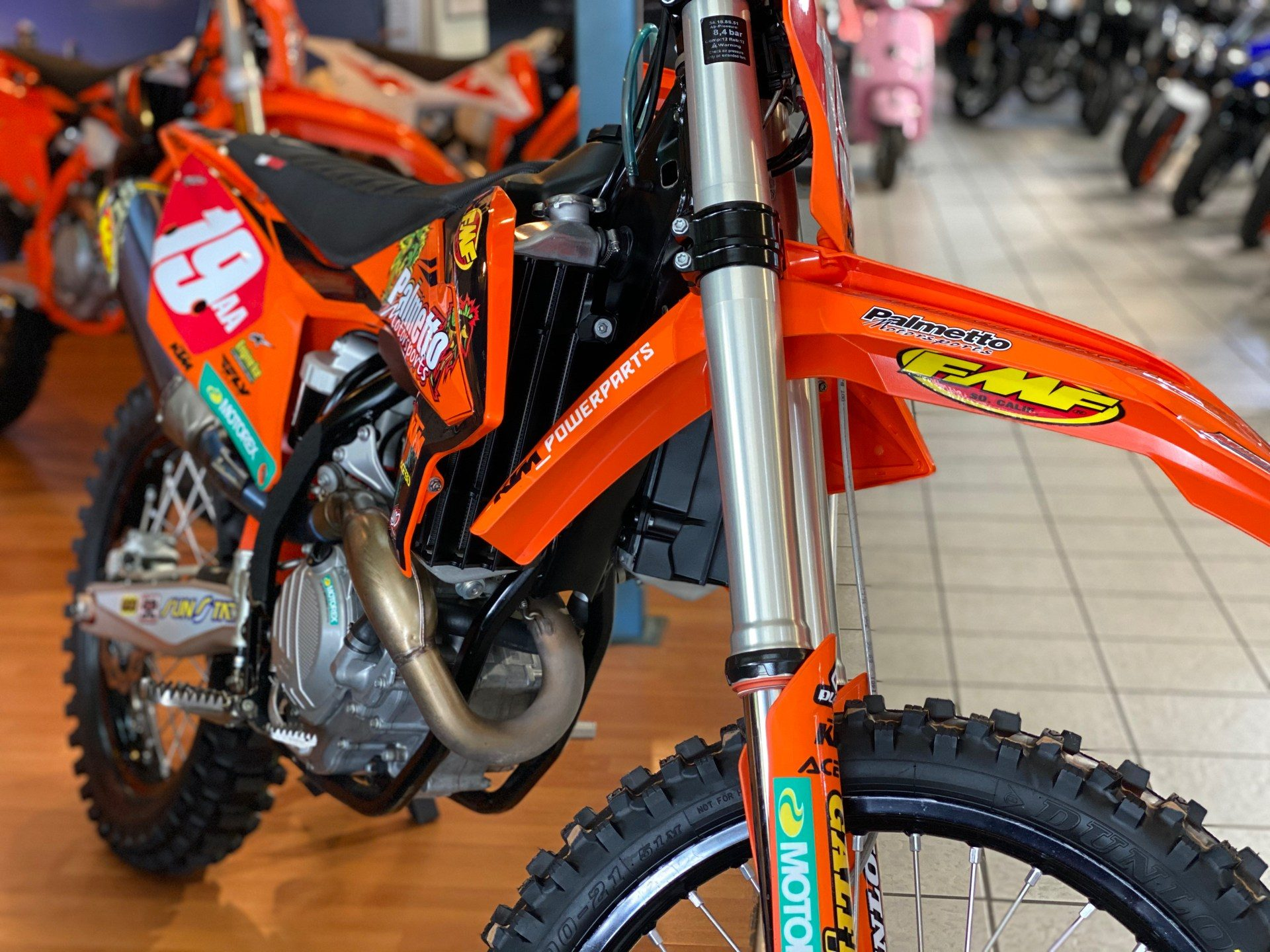2019 KTM 350 SX-F in Hialeah, Florida - Photo 7