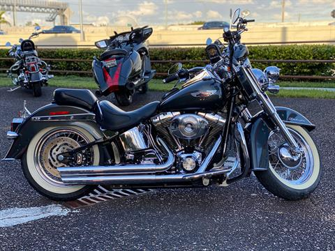 2005 Harley-Davidson FLSTN/FLSTNI Softail® Deluxe in Hialeah, Florida - Photo 1