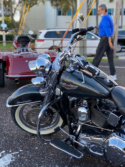 2005 Harley-Davidson FLSTN/FLSTNI Softail® Deluxe in Hialeah, Florida - Photo 8