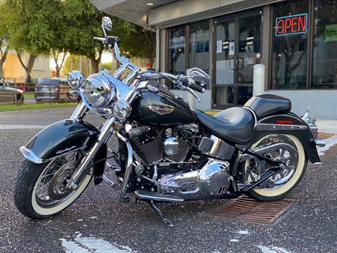 2005 Harley-Davidson FLSTN/FLSTNI Softail® Deluxe in Hialeah, Florida - Photo 13