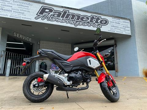 2020 Honda Grom in Hialeah, Florida - Photo 1