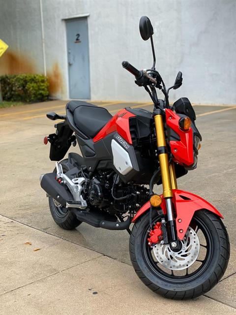 2020 Honda Grom in Hialeah, Florida - Photo 2